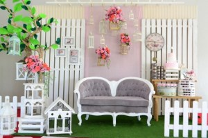 Elise's Sweet Garden Party – Baptismal Party