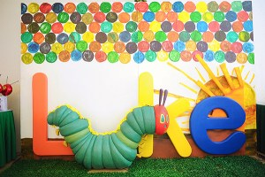 """Luke's """"The Very Hungry Caterpillar"""" Themed Party – 1st Birthday"""