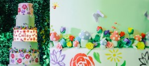 Cailey's Posh Garden Themed Party – 1st Birthday