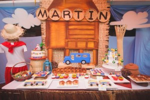 Martin's Philippine Fiesta Themed Party – 1st Birthday