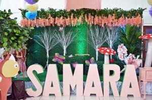 Samara's Enchanted Garden Party – 1st Birthday