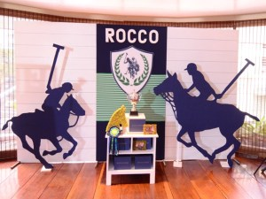 Rocco's Polo Tournament Themed Party – 1st Birthday