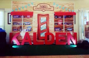 Kalden's Chocolate Shop Themed Party – 1st Birthday