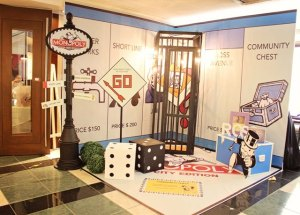 Ross' Monopoly Themed Party – 1st Birthday