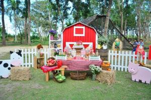 Amara's Barnyard Party – 6th Birthday