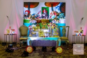 Linnea's Alice in Wonderland Theme Party – 1st Birthday