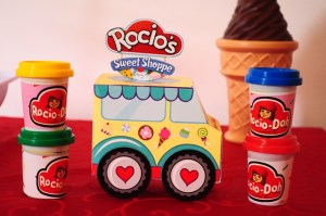 Rocio's Play-Doh Sweet Shoppe Themed Party – 4th Birthday