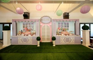 Elise's Ladurée-Inspired Christening – Baptismal Celebration