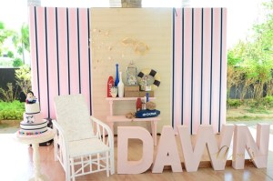 Dawn's Chic Nautical Themed Party – 1st Birthday