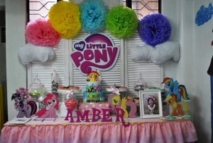 Amber Soleil's My Little Pony Themed School Party – 4th Birthday