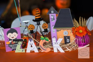Zack's Halloween Trick or Treat Themed Party – 1st bIrthday