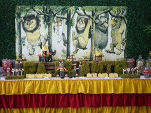 "Raj and Amir's ""Where the Wild Things Are"" Themed Party"