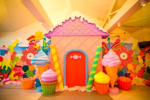 Rianne's Candyland Themed Party – 1st Birthday