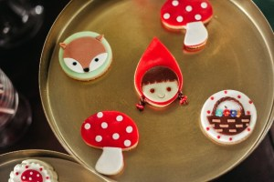 Amanda's Little Red Riding Hood Themed Party – 5th Birthday