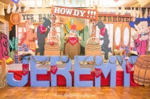 Jeremy's Cowboy Themed Party – 1st Birthday
