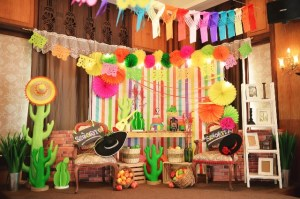 Sofia's Mexican Fiesta Themed Party – 7th Birthday