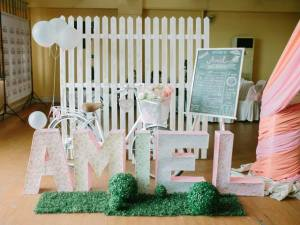 Amiel's Shabby Chic Meets Summer Party – 1st Birthday