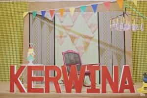 Kerwina's Pista sa Nayon Themed Party – 1st Birthday