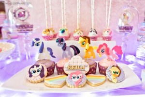 Keila's My Little Pony Grand Galloping Gala Themed Party – 7th Birthday