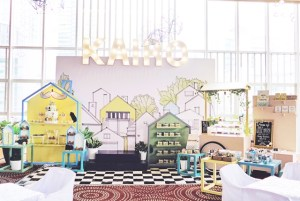 Kairo's Urban Hipster Themed Party – 1st Birthday