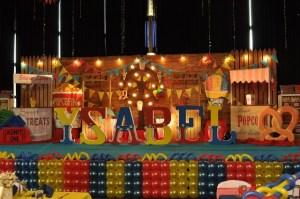 Ysabel's School Fair Themed Party – 16th Birthday