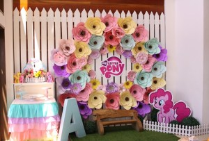 Audrey's My Little Pony Themed Party – 4th Birthday