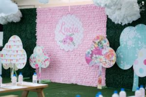 Lucia's Picnic Themed Party – 1st Birthday