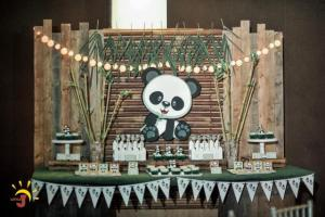 Anton's Panda Themed Party – 1st Birthday