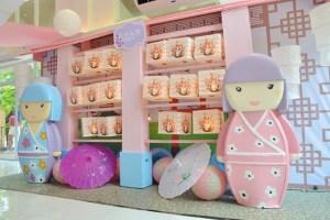 Janna's Kokeshi Doll Themed Party – 1st Birthday