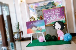 """Erika's """"Lost my name"""" Themed Party – 1st Birthday"""