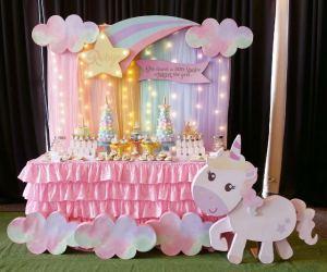 Robyn's Dreamy Princess Themed Party – 1st Birthday