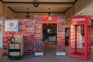 Paul's Harry Potter Themed Party – 11th Birthday
