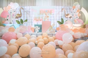 "Joanne's ""Memphis Design"" Inspired Party – 1st Birthday"