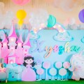 Candyland Theme Party Stage
