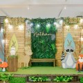 woodland and friends theme party ideas