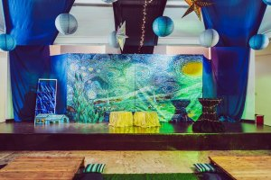 Pierre's 'The Starry Night' Themed Party – 1st Birthday