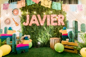 Javier's Colorful Fiesta Themed Party – 1st Birthday