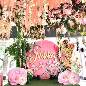 Nikka's Dainty Enchanted Forest Themed Party – 7th Birthday