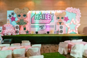 Hailey's L.O.L. Surprise! Themed Party – 7th Birthday