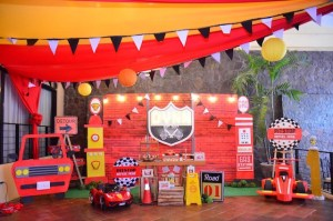 Dynn's Ferrari Racing Themed Party – 1st Birthday
