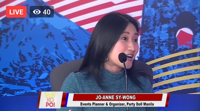 """Party Doll Manila's Live Interview on """"Inay ko po!"""""""