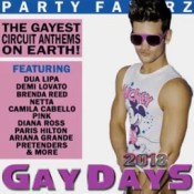 Gay Days 2018 pt. 2 | The Biggest Gay Anthems & Circuit Beats of the Year!