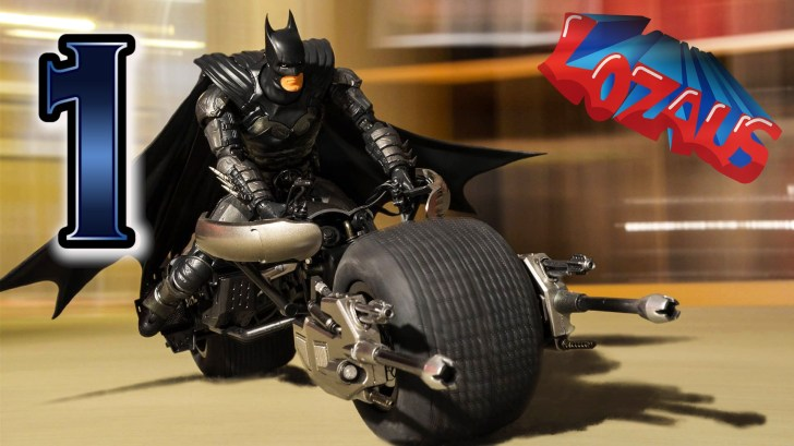 BATMAN-STOP-MOTION-Action-Video-Part-1