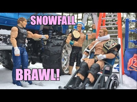 GTS-WRESTLING-Snowfall-Brawl-WWE-Mattel-Elite-Action-Figure-Animation-PPV-Event