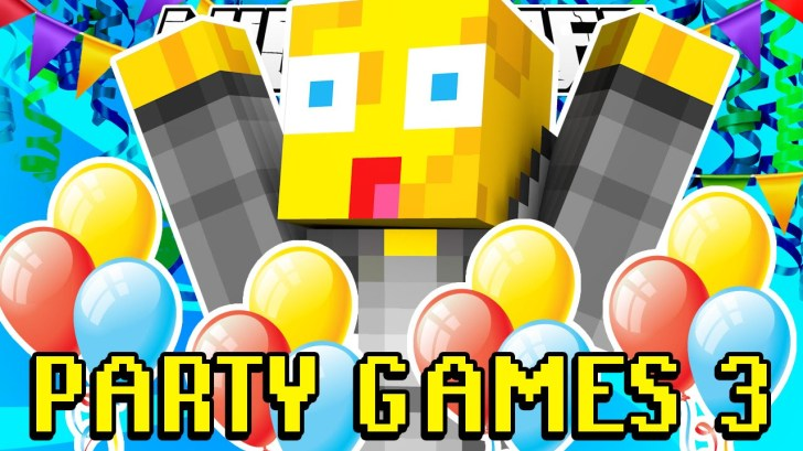 THESE-GAMES-ARE-INSANE-PARTY-GAMES-3-Minecraft-Minigame