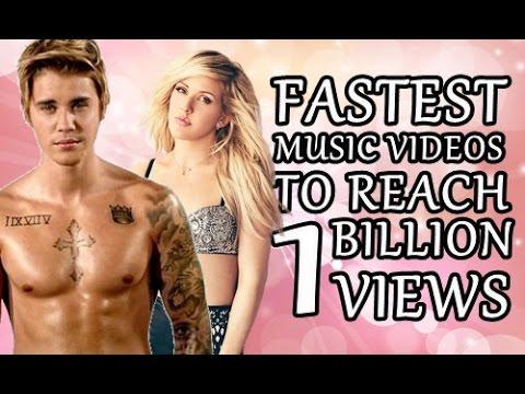 Top-23-Fastest-Music-Videos-To-Reach-1-Billion-Views