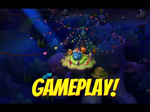 TROLLS-CRAZY-PARTY-FOREST-Gameplay-Trailer