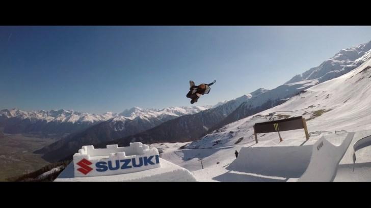 Crazy-Drone-Action-Suzuki-Nine-Royals-2017