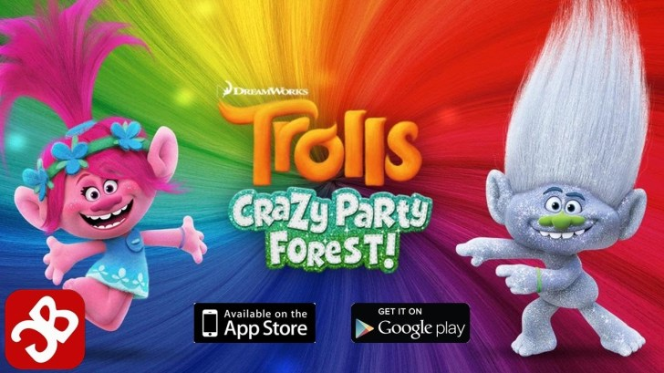Trolls-Crazy-Party-Forest-By-Ubisoft-iOSAndroid-Gameplay-Video