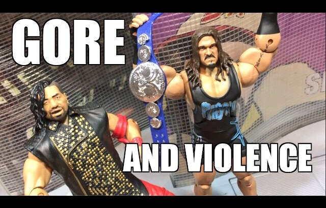 WWE-ACTION-INSIDER-Rhyno-ELITE-50-Mattel-WRESTLING-FIGURE-REVIEW